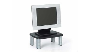 3M Adjustable Monitor Stand with Monitor