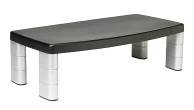 3M Extra Wide Adjustable Monitor Stand