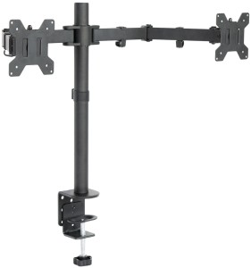 Dual Monitor Stand from VIVO Dual LCD Monitor Desk Mount Stand