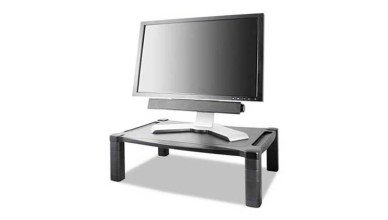 kantek adjustable monitor stand