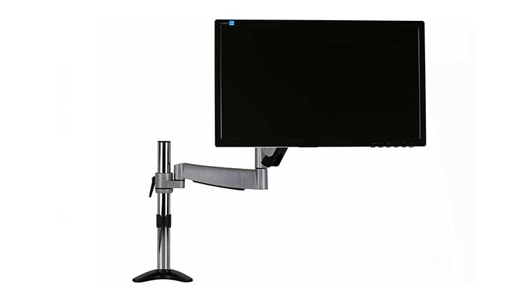 Dual Adjustable Monitor Stand