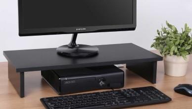 Fenge DT106001WB Computer Monitor Riser